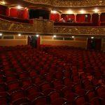 Timisoara National Theatre зал